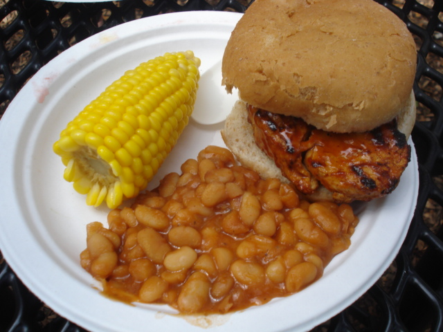 What Do Vegetarians Eat At Central Florida Earth Day A Lot