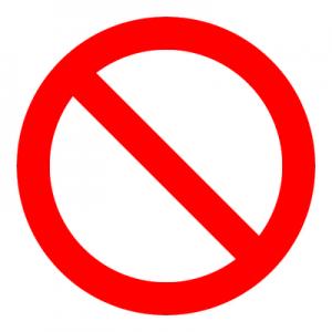 No-Sign