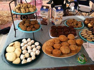 Bake sale 050