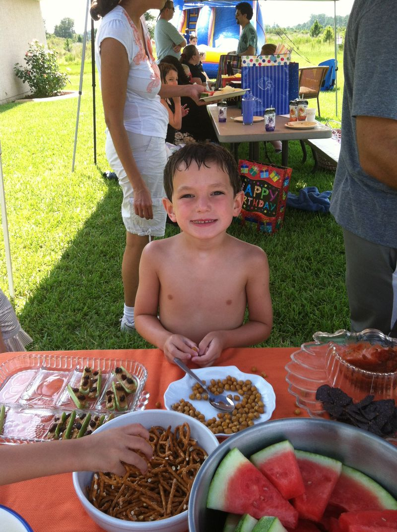 Tristan's party 060