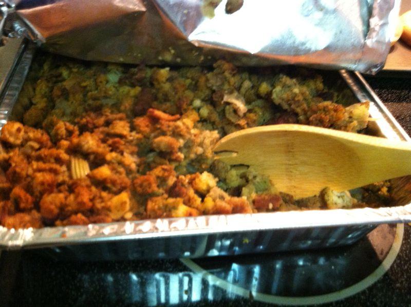 Thanksgiving dinner 042