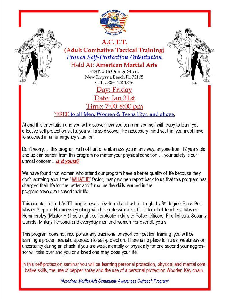 Actt_training