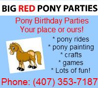 Birthday Parties Volusia County Moms