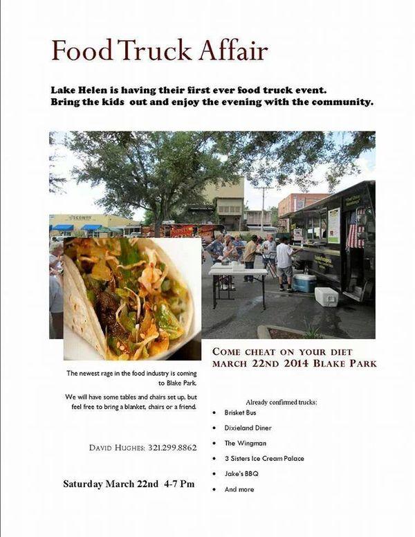 Food Truck Festival Daytona Beach