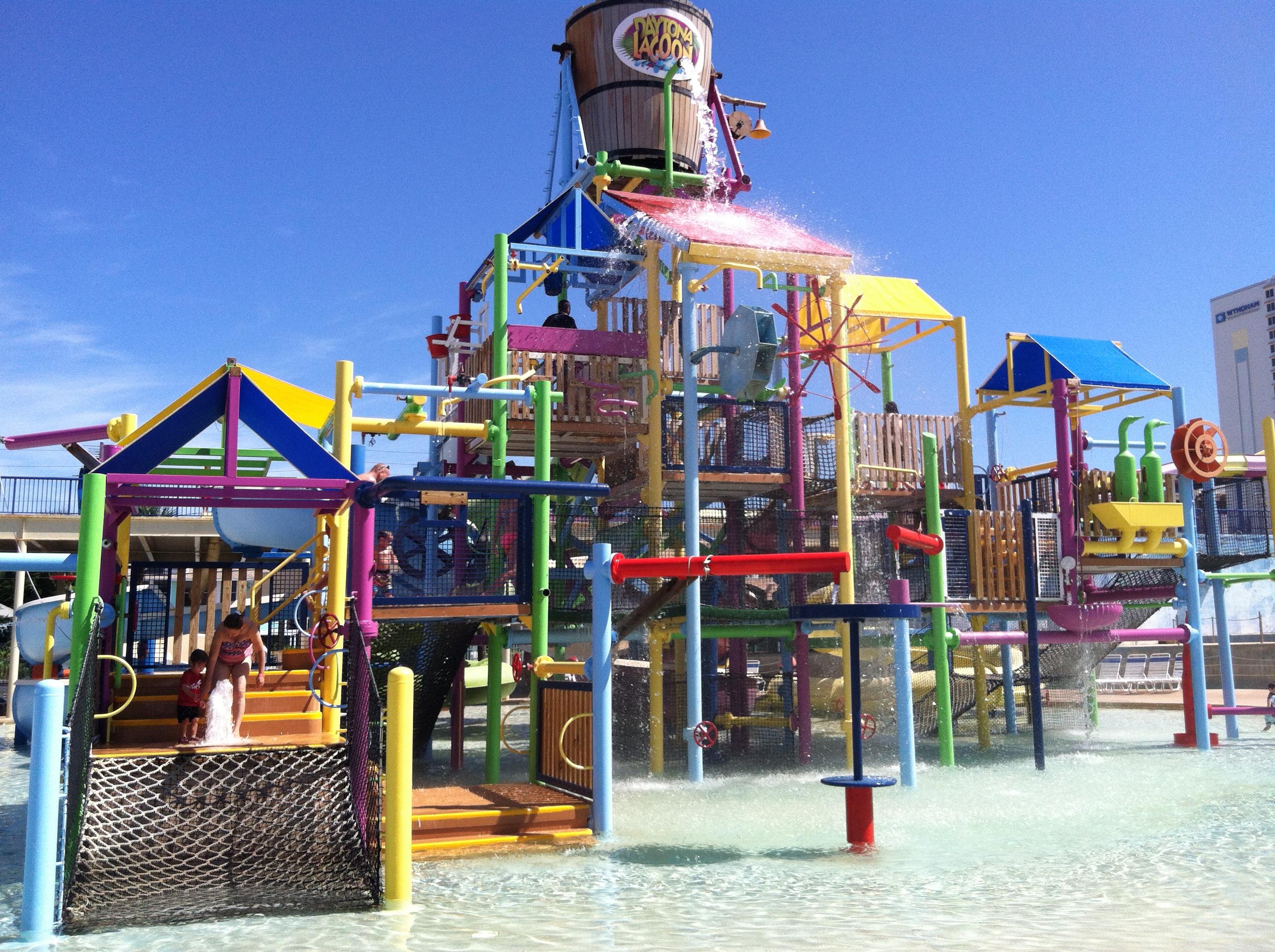Daytona Lagoon Beach Fl The Best Beaches In World
