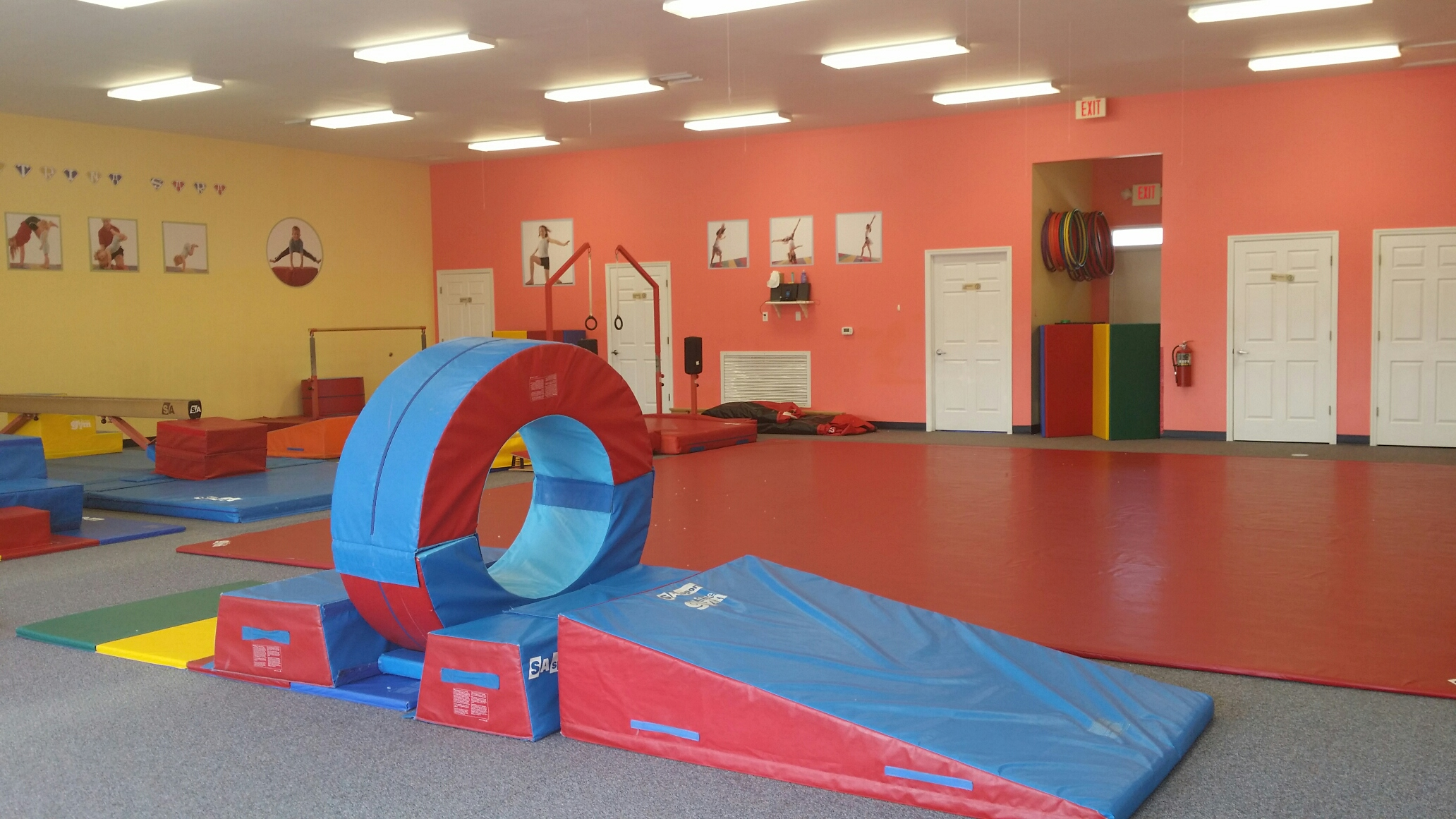 The Little Gym of Port Orange - Offering gymnastics, karate