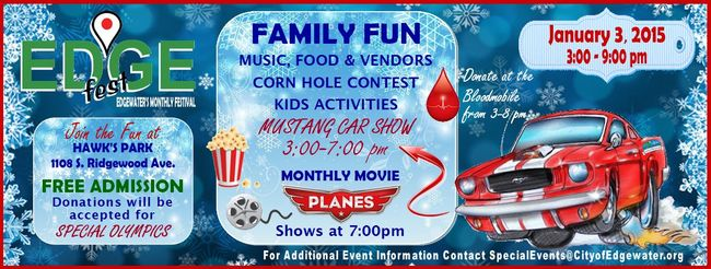 EdgeFest Family Fun and Mustang Show - Edgewater