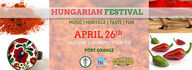 Hungarian Festival in Port Orange at City Center (2015)
