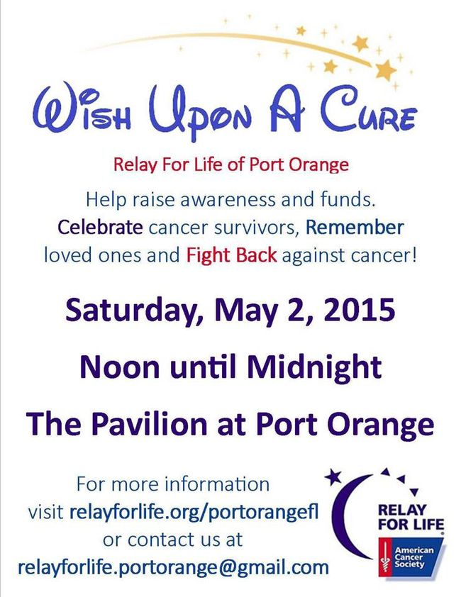 Relay for Life of Port Orange (2015)