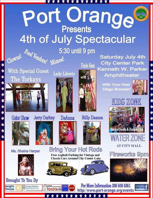 Port Orange 4th of July Spectacular (2015)