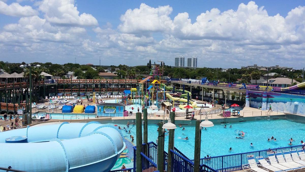Daytona Lagoon in Daytona Beach - A family water park near