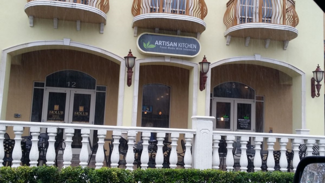 Artisan Kitchen in Ormond Beach - Review