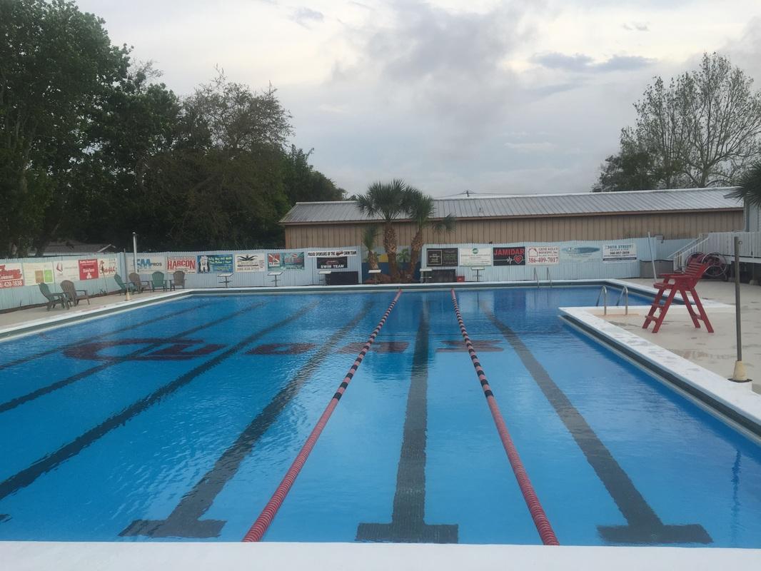 Aqua Park community pool in Edgewater sees refurbishment ...
