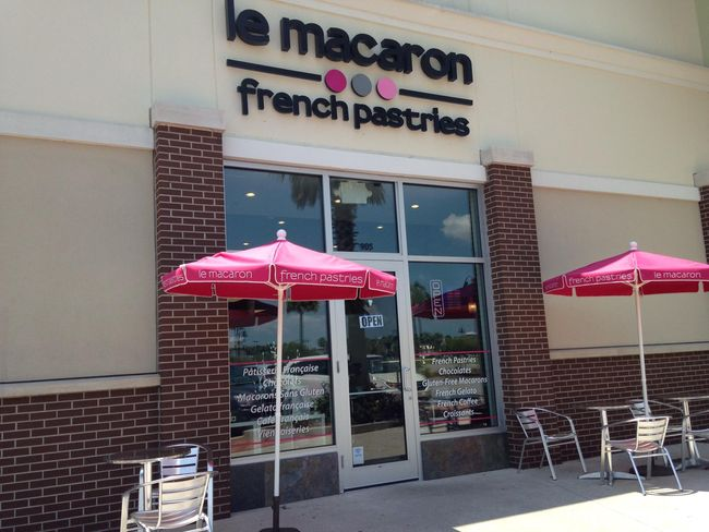 Le Macaron French Pastries in Port Orange Review