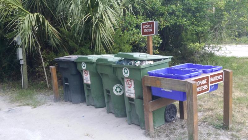 Recyciling-center