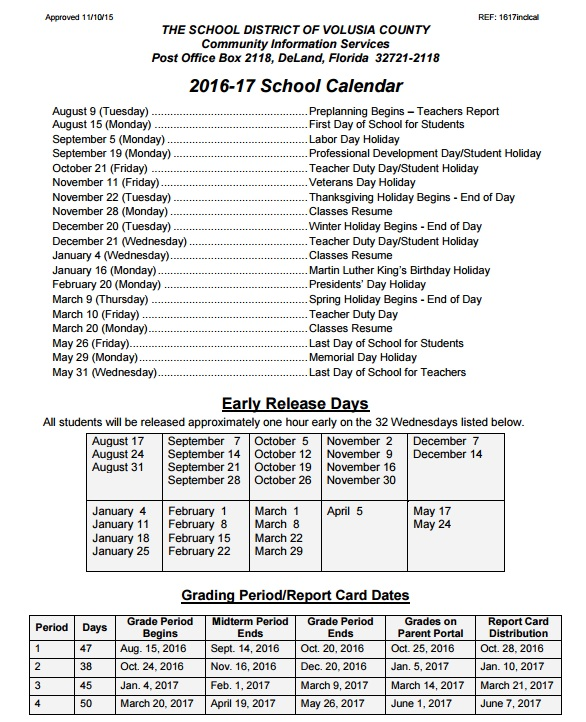 Volusia County School Calendar 2016 2020 Volusia county fair schedule   Mens dept hair