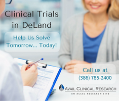 Clinical Trials in DeLand