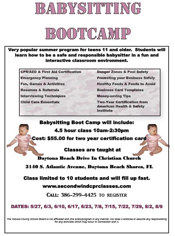 Babysitting-bootcamp-daytona-beach