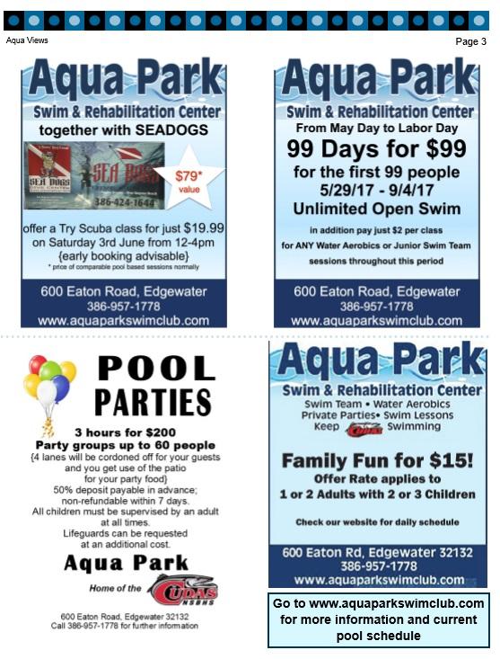 Aqua-park-specials