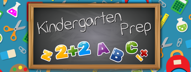 Kindergarten-prep
