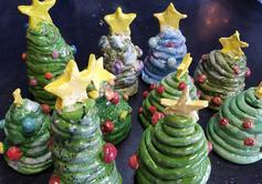 Clay-christmas-tree