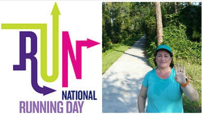 National Running Day - My longest run ever (so far)!
