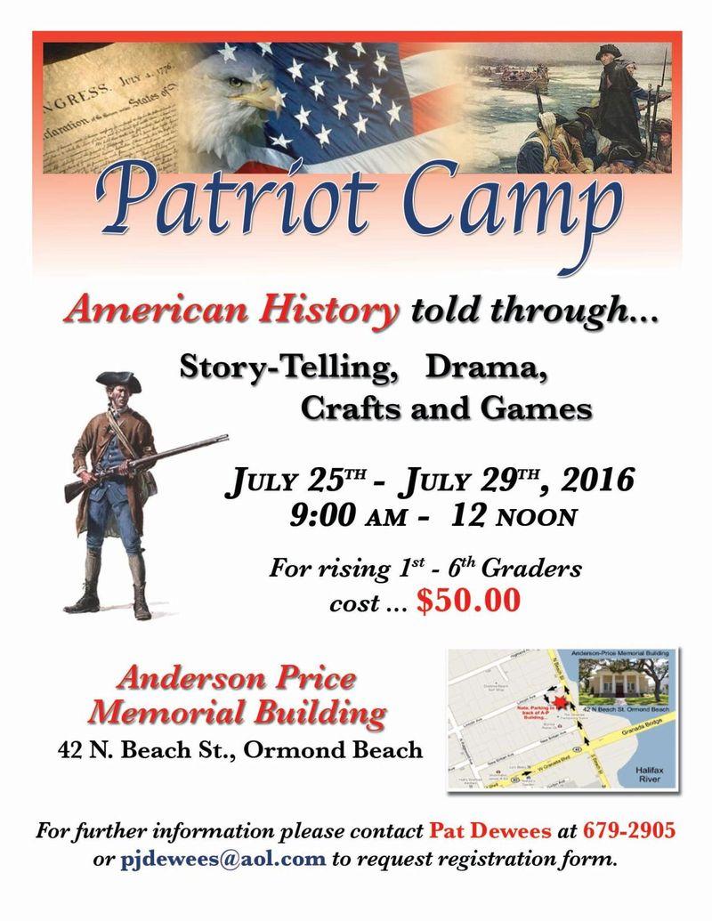 Patriot-camp