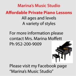 Piano-lessons