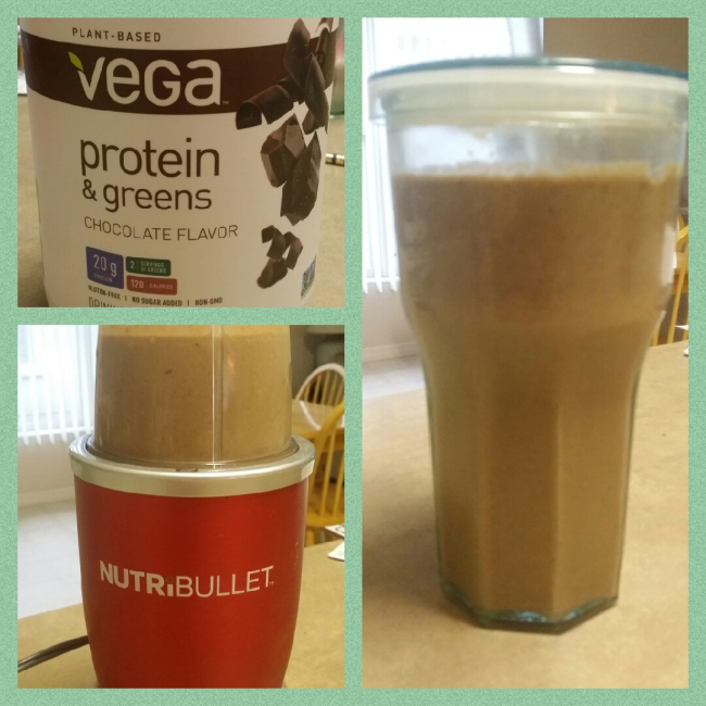 My breakfast switch success story! @vegateam