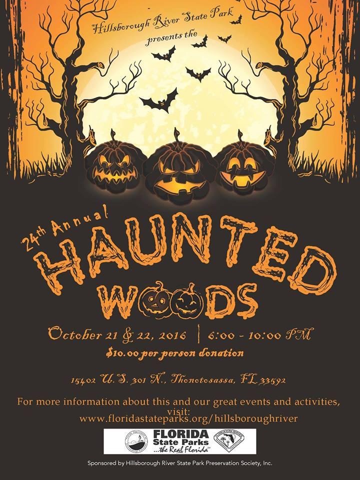 Hauntedwoods