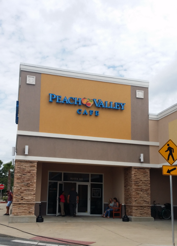 Peach Valley Cafe Port Orange - Restaurant Review