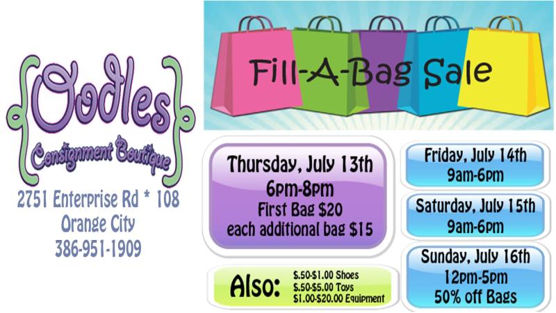 Fill-a-bag-sale