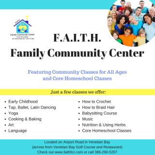 FAITHFCC Facebook Ad