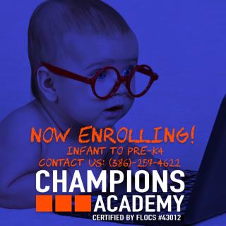 Champions Academy VCM Ad