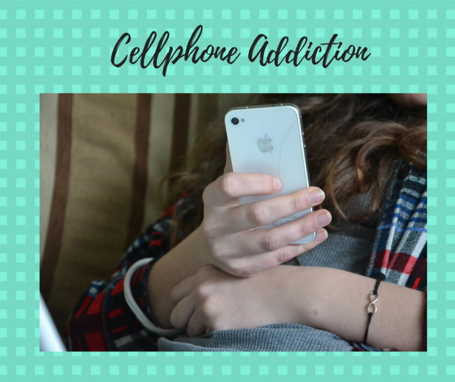 Identifying and breaking your cellphone addiction (and why you should want to)