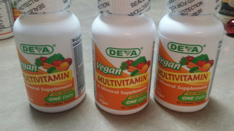 Vegan-vitamins