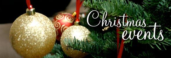 2014 Holiday and Christmas Event Listing - Daytona Beach, Port Orange, New Smyrna Beach, and Beyond
