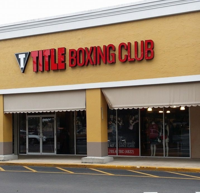 VCM Day at Title Boxing in Port Orange!