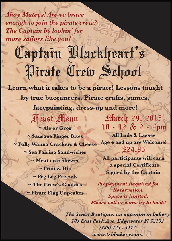Pirate-school