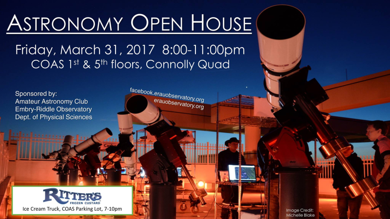Astronomy-open-house