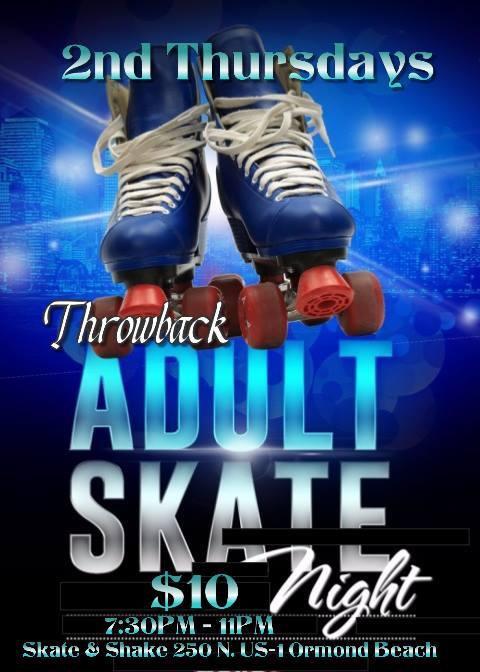 Adult-skate