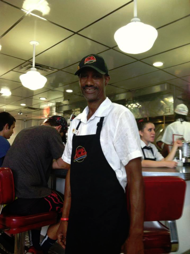Losing a favorite and a goodbye to Johnny Rockets @johnnyrockets #johnnyrockets