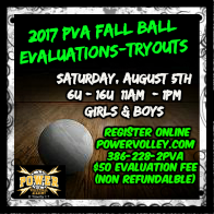 Fall Tryouts 1