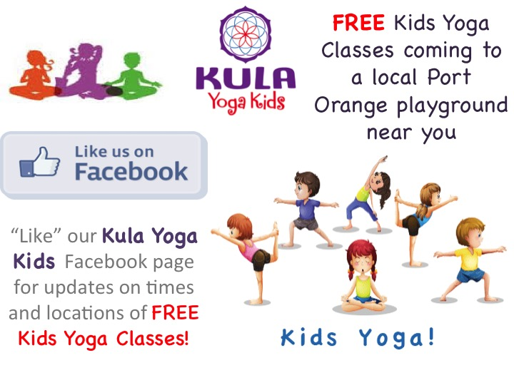 KYK Free Yoga FB ad