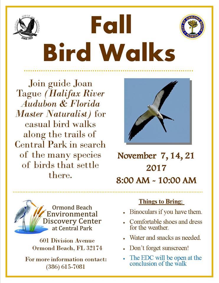 Birdwalks