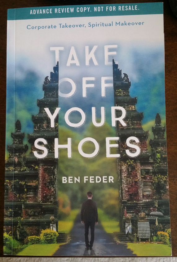 Take Off Your Shoes by Ben Feder - Review