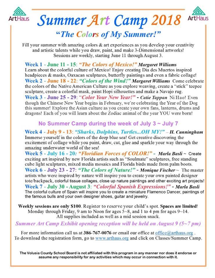 Summerartcamp
