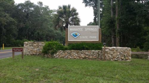 Manatee-springs