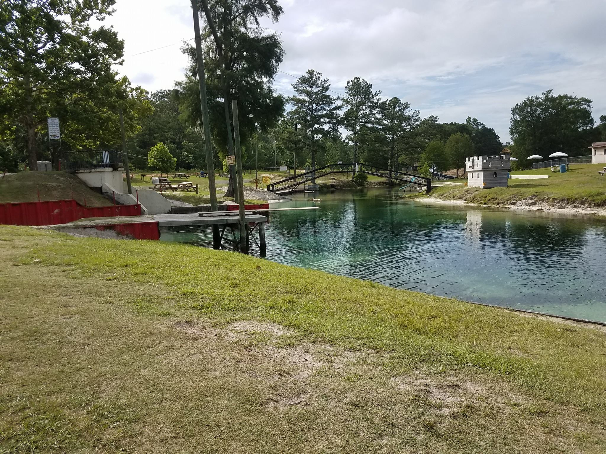 Florida Springs with Amenities for RV Camping - Florida