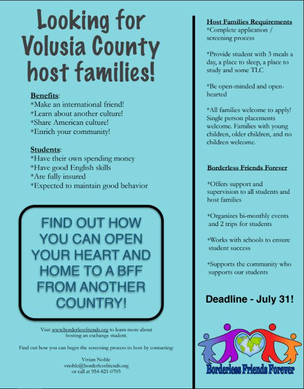 Host-families